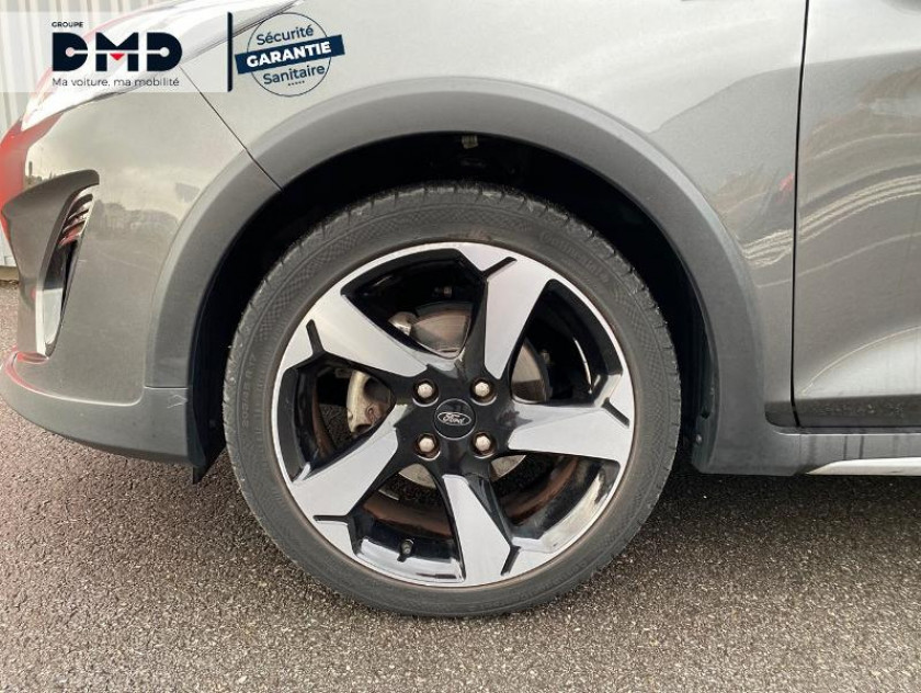 Ford Fiesta Active 1.0 Ecoboost 100ch S&s Pack Bva Euro6.2 - Visuel #13