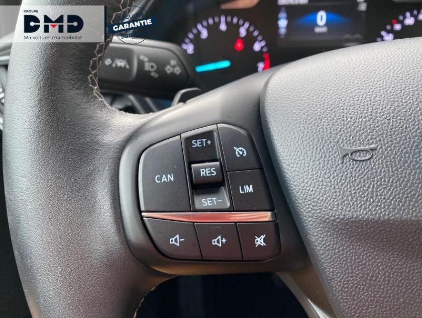 Ford Fiesta Active 1.0 Ecoboost 100ch S&s Pack Bva Euro6.2 - Visuel #14