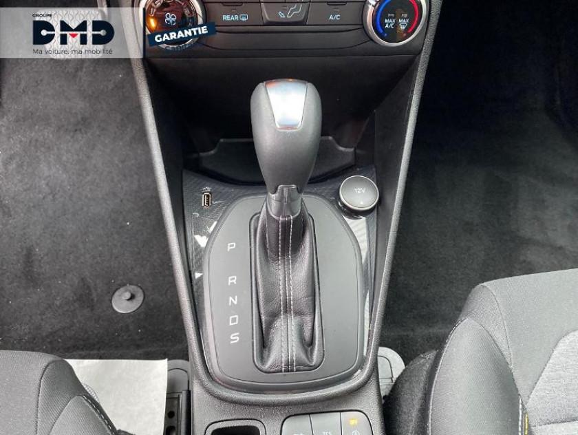 Ford Fiesta Active 1.0 Ecoboost 100ch S&s Pack Bva Euro6.2 - Visuel #8