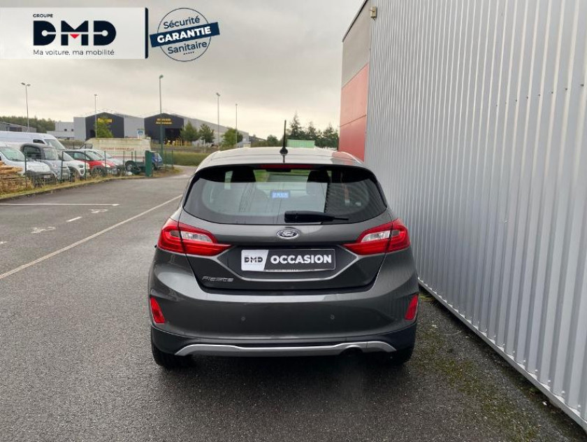 Ford Fiesta Active 1.0 Ecoboost 100ch S&s Pack Bva Euro6.2 - Visuel #11
