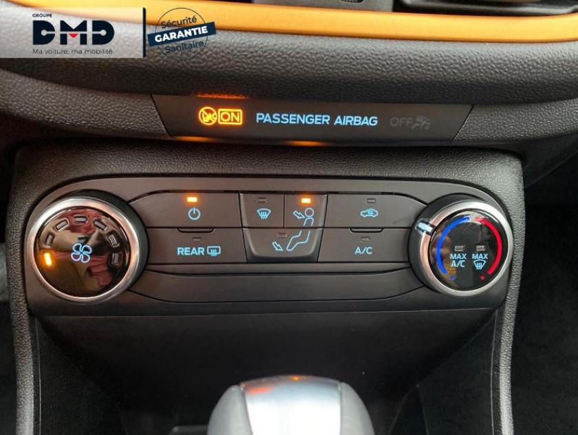 Ford Fiesta Active 1.0 Ecoboost 100ch S&s Pack Bva Euro6.2 - Visuel #15