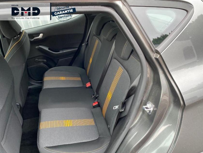 Ford Fiesta Active 1.0 Ecoboost 100ch S&s Pack Bva Euro6.2 - Visuel #10