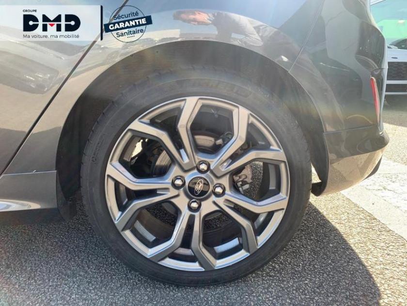 Ford Fiesta 1.0 Ecoboost 100ch Stop&start St-line 5p Euro6.2 - Visuel #13