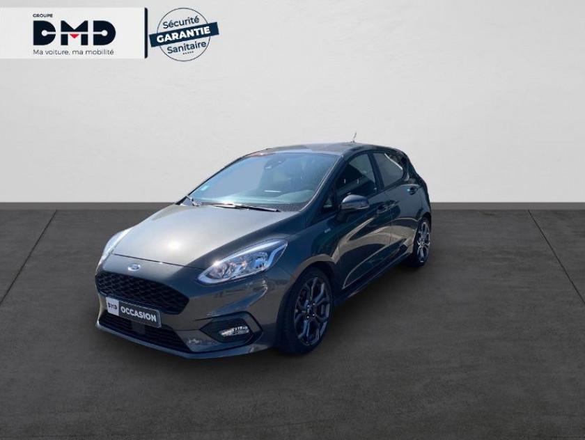 Ford Fiesta 1.0 Ecoboost 100ch Stop&start St-line 5p Euro6.2 - Visuel #1