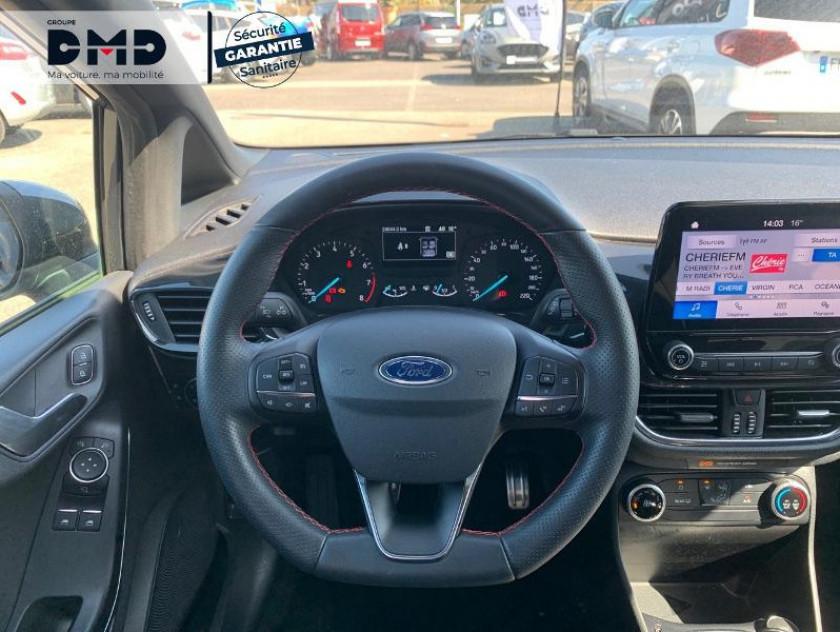 Ford Fiesta 1.0 Ecoboost 100ch Stop&start St-line 5p Euro6.2 - Visuel #7