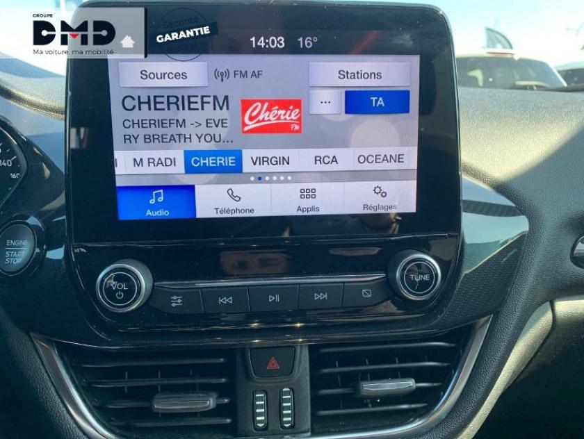Ford Fiesta 1.0 Ecoboost 100ch Stop&start St-line 5p Euro6.2 - Visuel #6