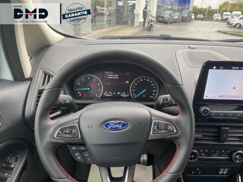 Ford Ecosport 1.0 Ecoboost 100ch St-line Euro6.2 - Visuel #7