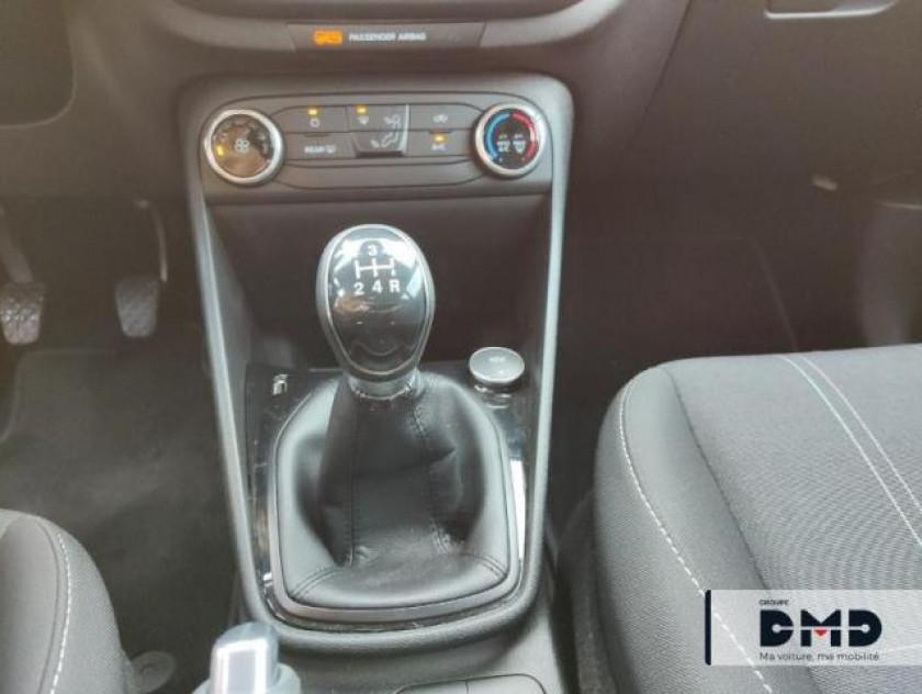 Ford Fiesta 1.1 85ch Essential 5p 5cv Euro6.2 - Visuel #8