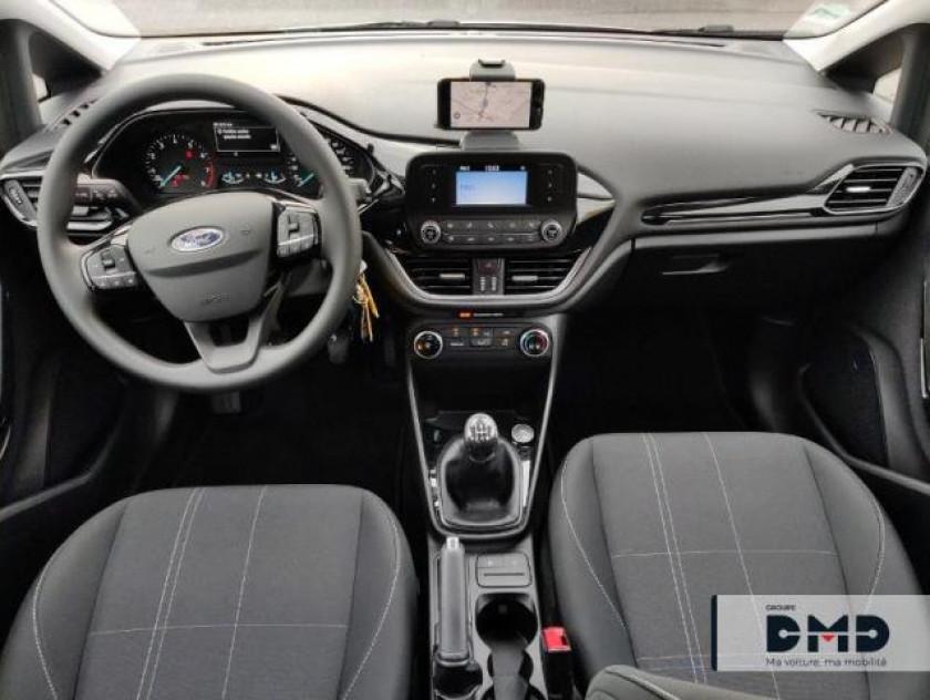 Ford Fiesta 1.1 85ch Essential 5p 5cv Euro6.2 - Visuel #5