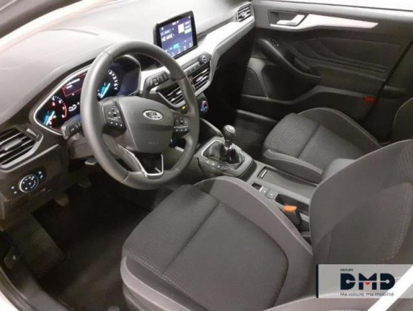 Ford Focus 1.0 Ecoboost 100ch Stop&start Trend Business - Visuel #9