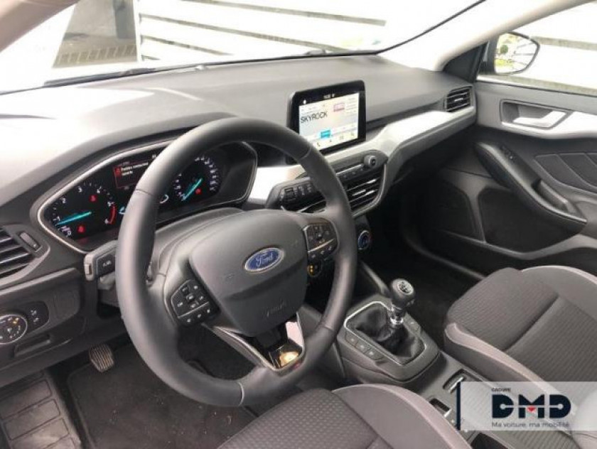 Ford Focus 1.5 Ecoblue 95ch Stop&start Trend Business - Visuel #6