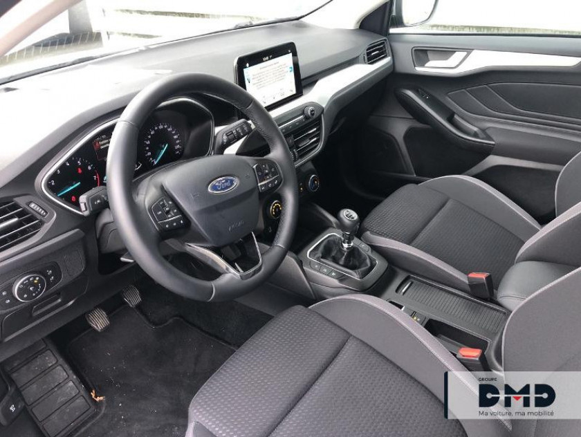 Ford Focus 1.0 Ecoboost 100ch Trend Business - Visuel #3