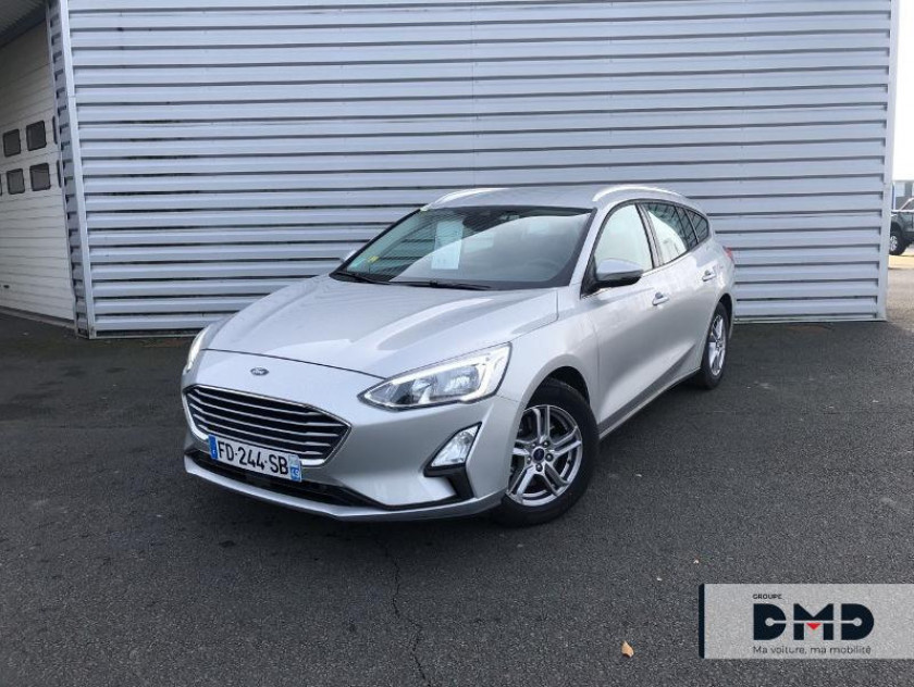 Ford Focus Sw 1.5 Ecoblue 95ch Stop&start Trend Business - Visuel #15