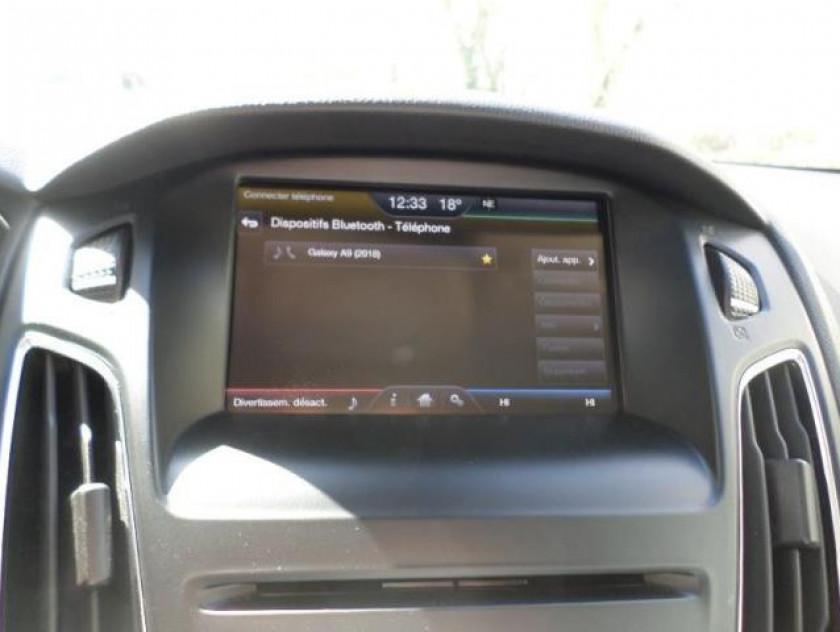Ford Focus Sw 1.5 Tdci 120ch Stop&start Titanium - Visuel #7