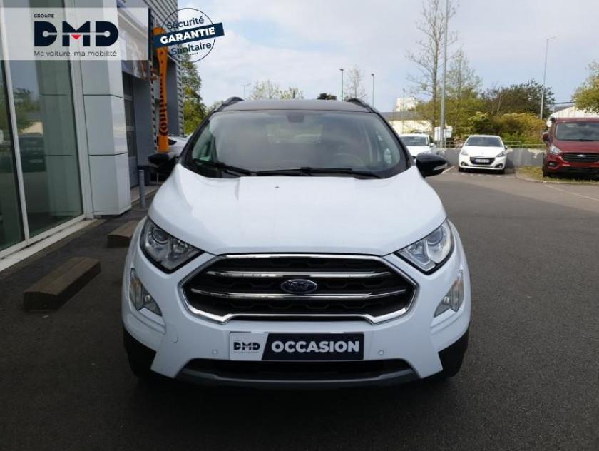 Ford Ecosport 1.5 Ecoblue 125ch Titanium Business 4x2 Euro6.2 - Visuel #4