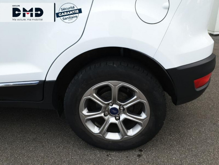 Ford Ecosport 1.5 Ecoblue 125ch Titanium Business 4x2 Euro6.2 - Visuel #13