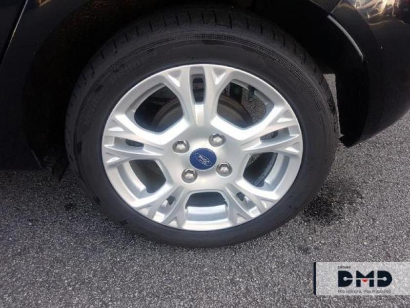 Ford Fiesta 1.5 Tdci 75ch Black 5p - Visuel #13