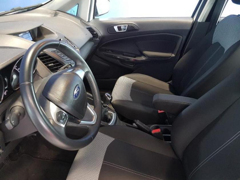 Ford Ecosport 1.0 Ecoboost 125ch Trend - Visuel #8
