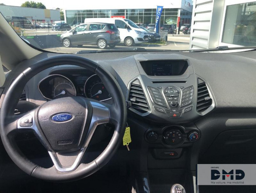 Ford Ecosport 1.0 Ecoboost 125ch Trend - Visuel #12