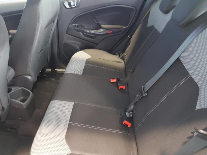 Ford Ecosport 1.0 Ecoboost 125ch Trend - Visuel #9