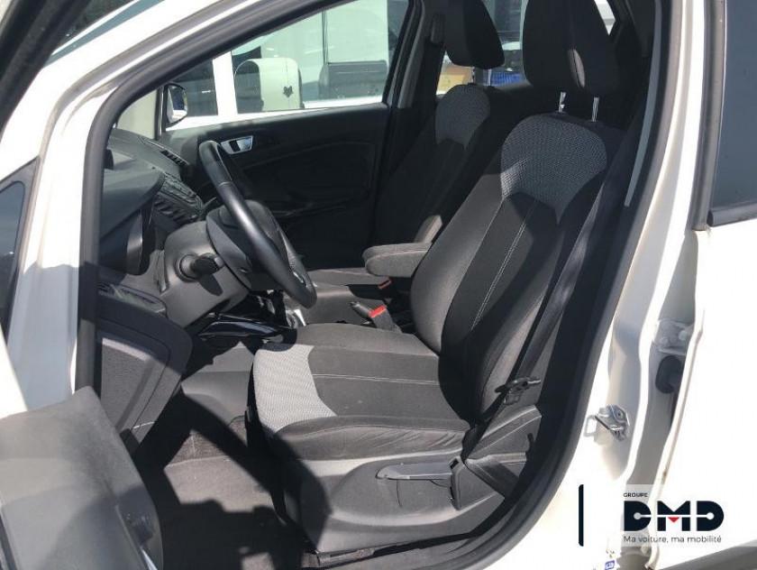 Ford Ecosport 1.0 Ecoboost 125ch Trend - Visuel #16