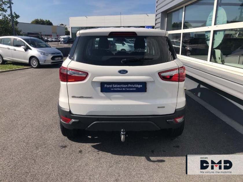 Ford Ecosport 1.0 Ecoboost 125ch Trend - Visuel #3