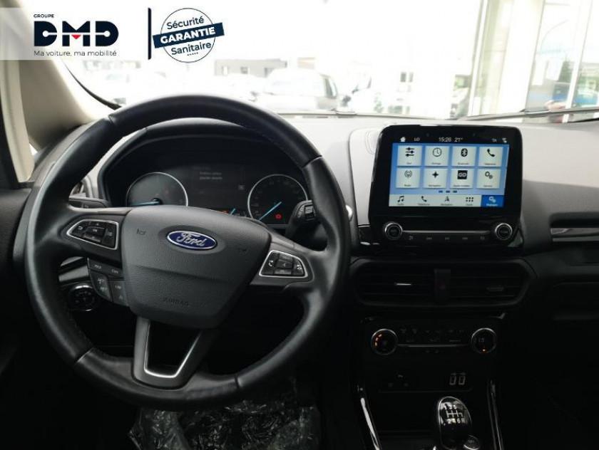 Ford Ecosport 1.5 Tdci 100ch Titanium Business - Visuel #5