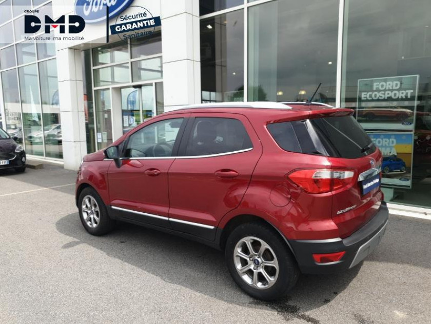 Ford Ecosport 1.5 Tdci 100ch Titanium Business - Visuel #3