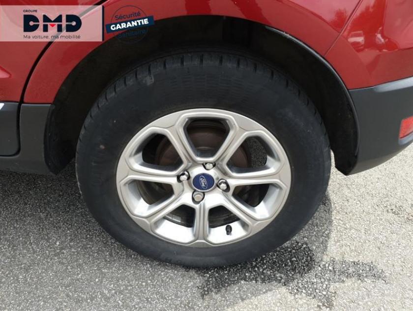Ford Ecosport 1.5 Tdci 100ch Titanium Business - Visuel #13