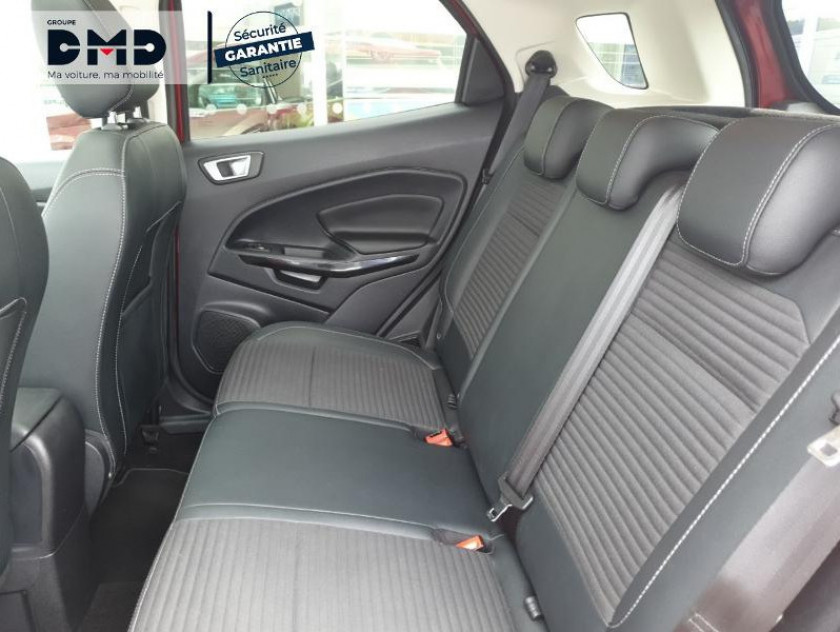 Ford Ecosport 1.5 Tdci 100ch Titanium Business - Visuel #10