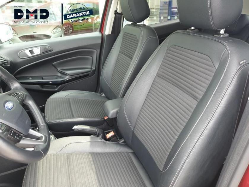 Ford Ecosport 1.5 Tdci 100ch Titanium Business - Visuel #9