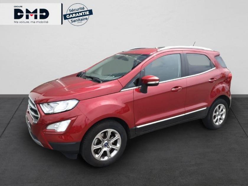 Ford Ecosport 1.5 Tdci 100ch Titanium Business - Visuel #1