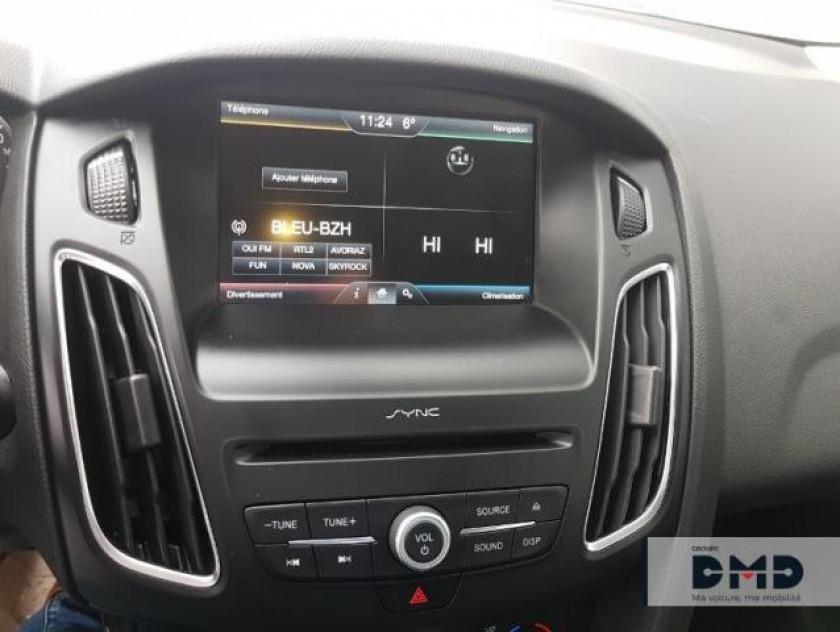 Ford Focus 1.5 Tdci 120ch Stop&start Titanium Powershift - Visuel #6