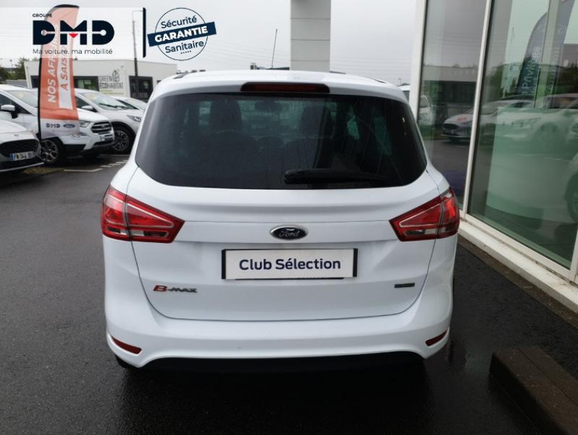 Ford B-max 1.0 Scti 100ch Ecoboost Stop&start Edition - Visuel #11