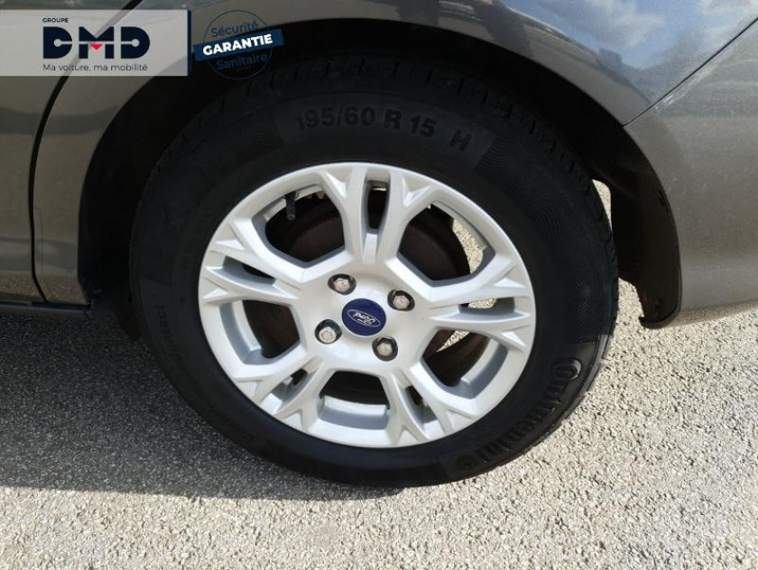 Ford B-max 1.0 Scti 100ch Ecoboost Stop&start Edition - Visuel #12