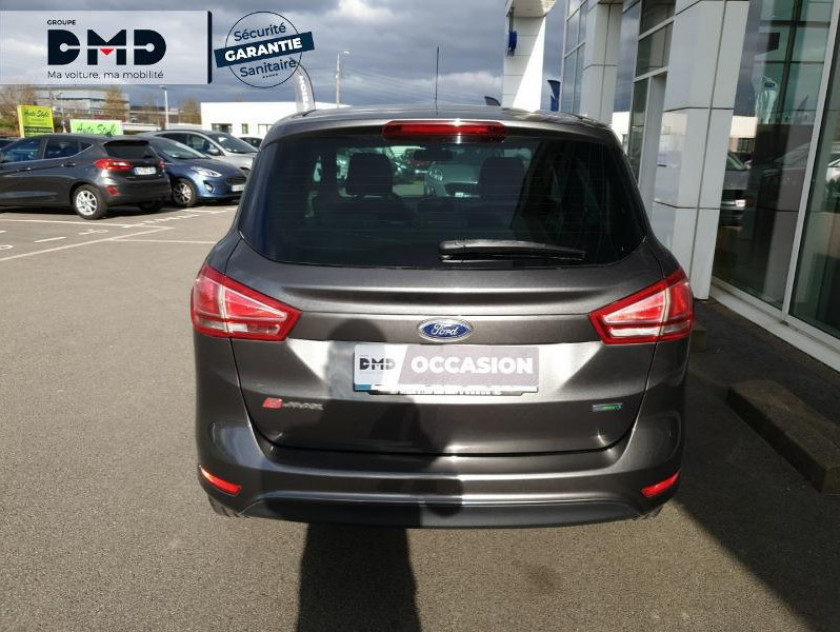 Ford B-max 1.0 Scti 100ch Ecoboost Stop&start Edition - Visuel #10