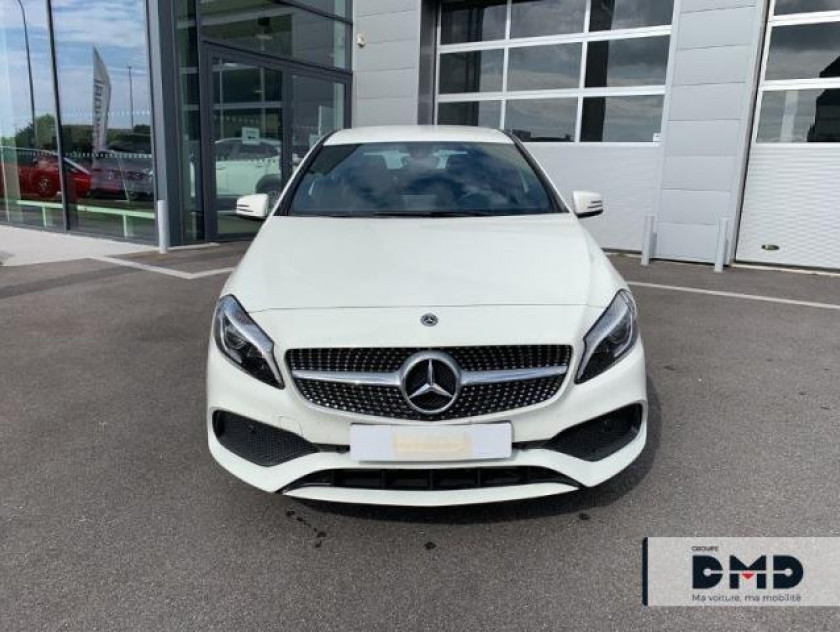 Mercedes-benz Classe A 180 D 116ch Amg Line Edition 1 7g-dct - Visuel #4