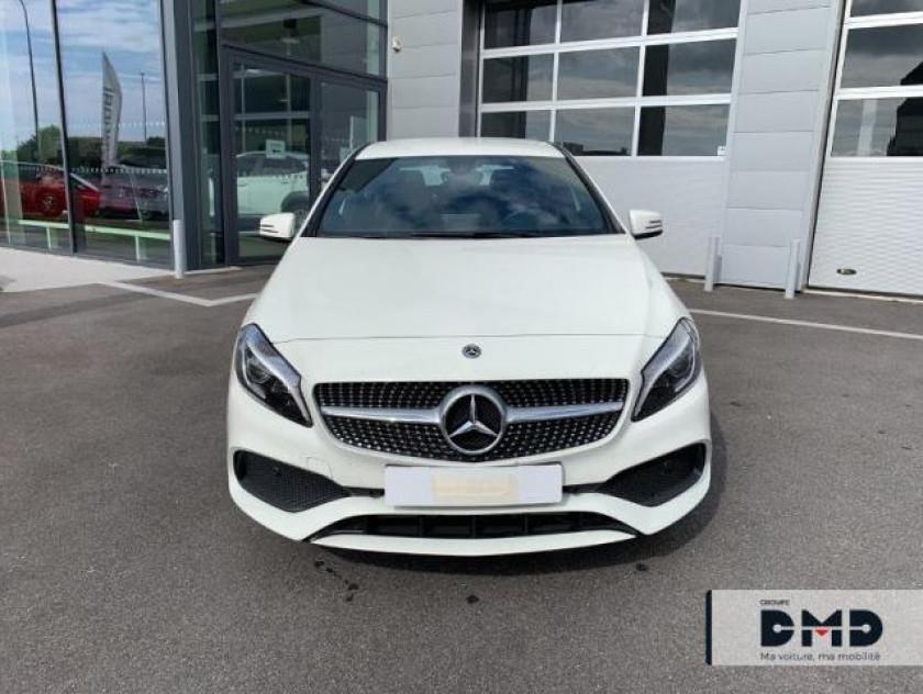Mercedes-benz Classe A 180 D Sport Edition 7g-dct - Visuel #4