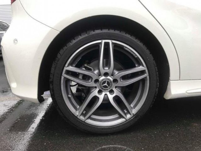 Mercedes-benz Classe A 180 D 116ch Amg Line Edition 1 7g-dct - Visuel #9