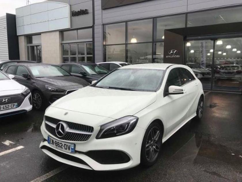 Mercedes-benz Classe A 180 D 116ch Amg Line Edition 1 7g-dct - Visuel #2