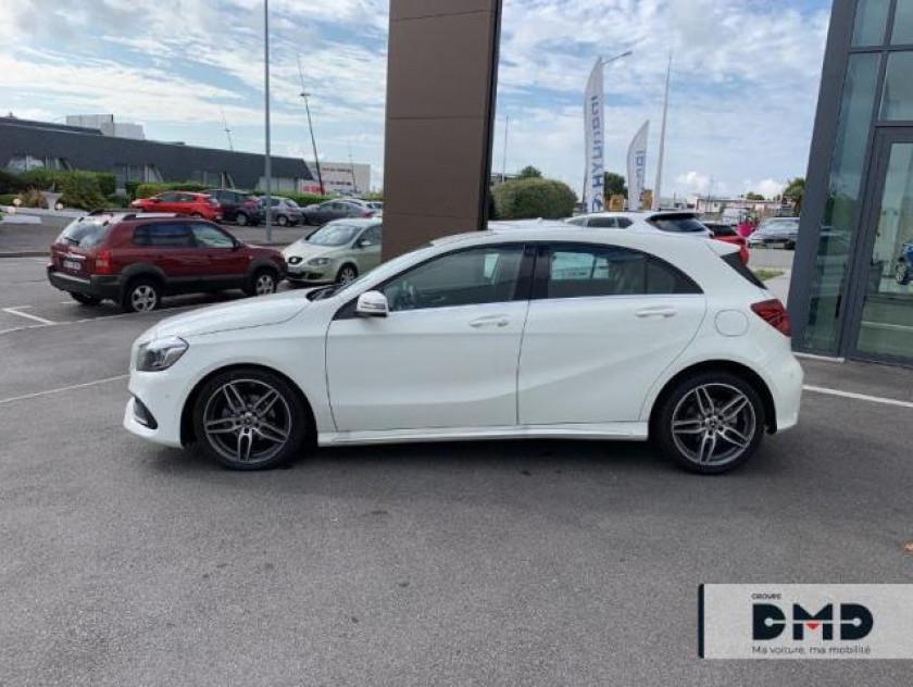 Mercedes-benz Classe A 180 D Sport Edition 7g-dct - Visuel #2