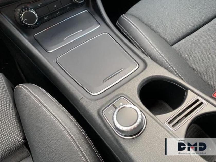 Mercedes-benz Classe A 180 D Sport Edition 7g-dct - Visuel #8