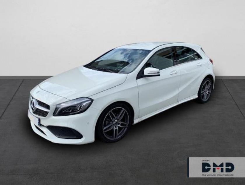 Mercedes-benz Classe A 180 D 116ch Amg Line Edition 1 7g-dct - Visuel #1