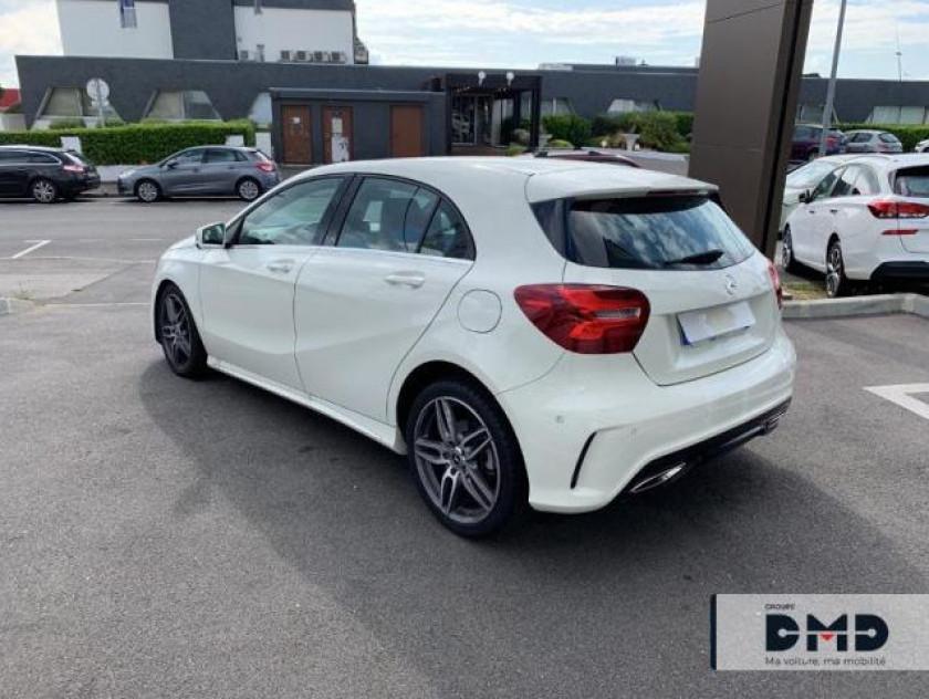 Mercedes-benz Classe A 180 D Sport Edition 7g-dct - Visuel #3