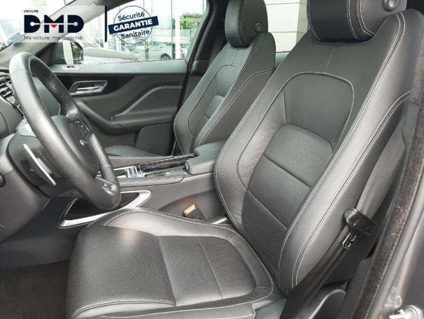 Jaguar F-pace 2.0d 180ch Black Limited R-sport Awd Bva8 - Visuel #9