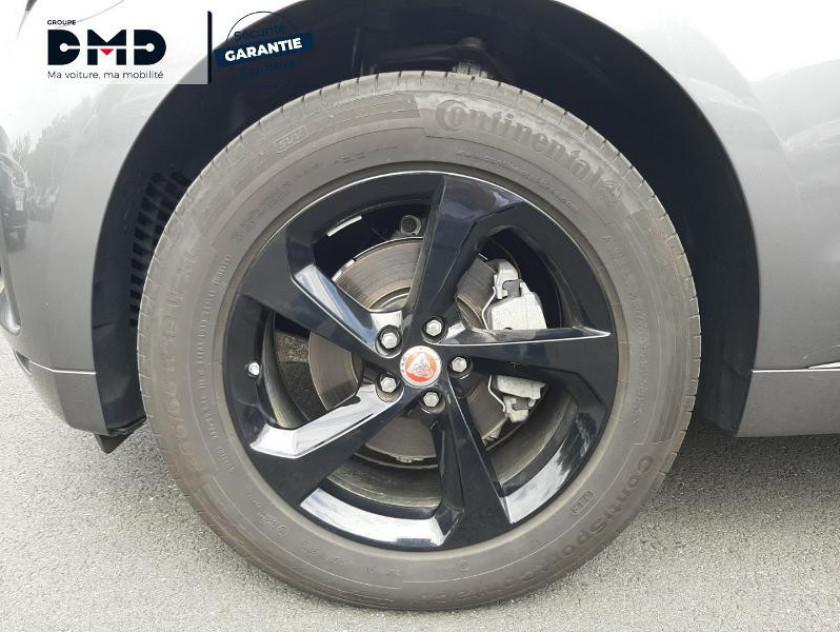 Jaguar F-pace 2.0d 180ch Black Limited R-sport Awd Bva8 - Visuel #13