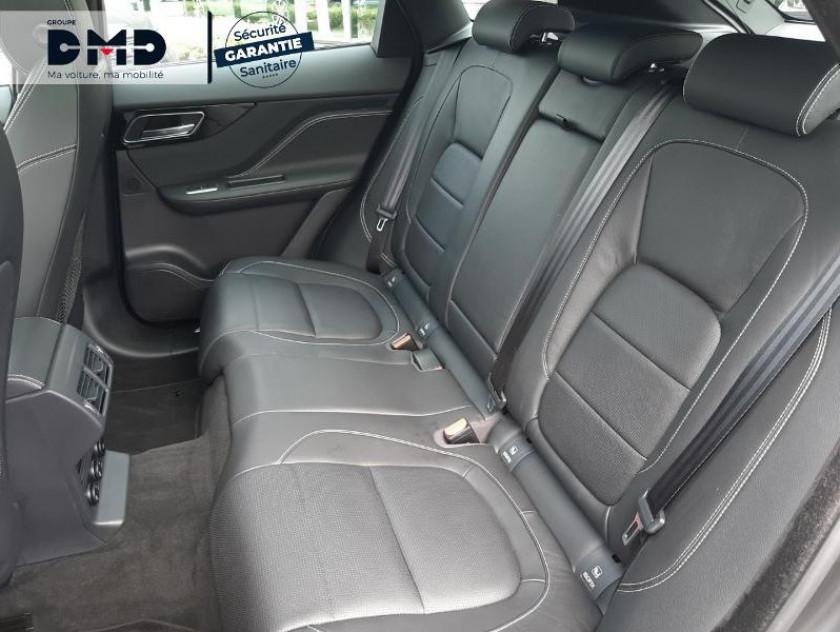 Jaguar F-pace 2.0d 180ch Black Limited R-sport Awd Bva8 - Visuel #10