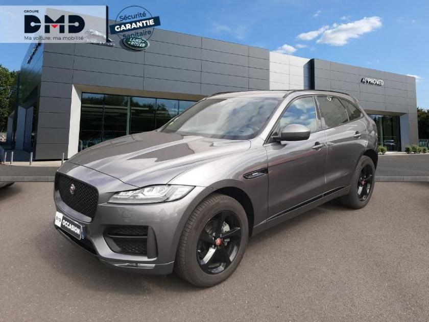 Jaguar F-pace 2.0d 180ch Black Limited R-sport Awd Bva8 - Visuel #1