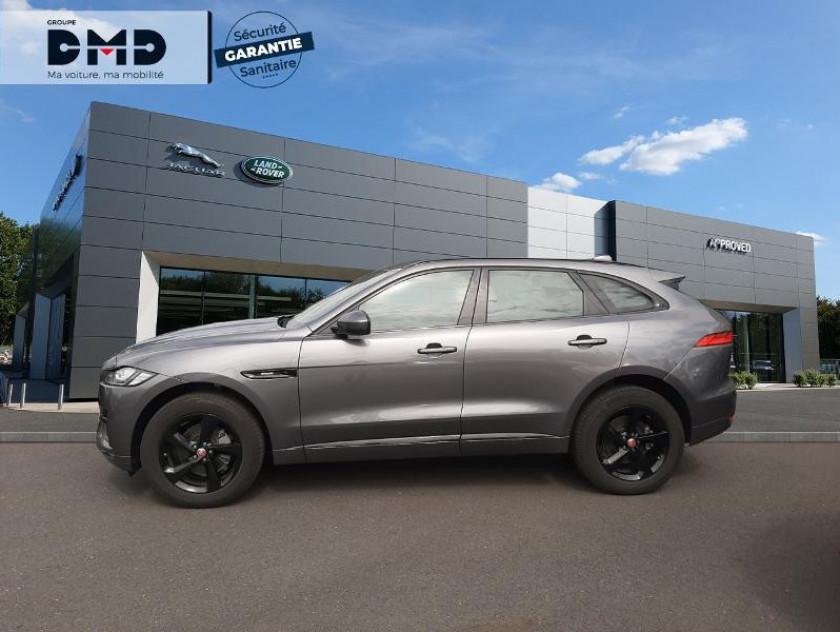 Jaguar F-pace 2.0d 180ch Black Limited R-sport Awd Bva8 - Visuel #2
