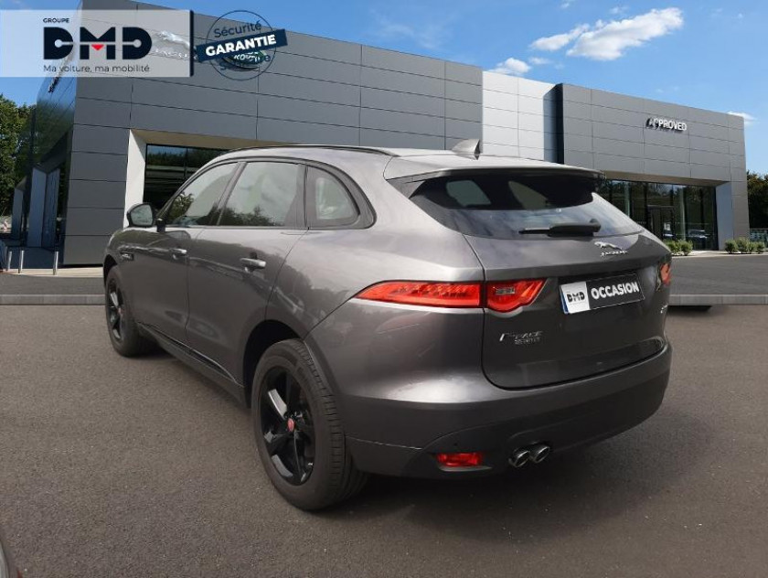Jaguar F-pace 2.0d 180ch Black Limited R-sport Awd Bva8 - Visuel #3